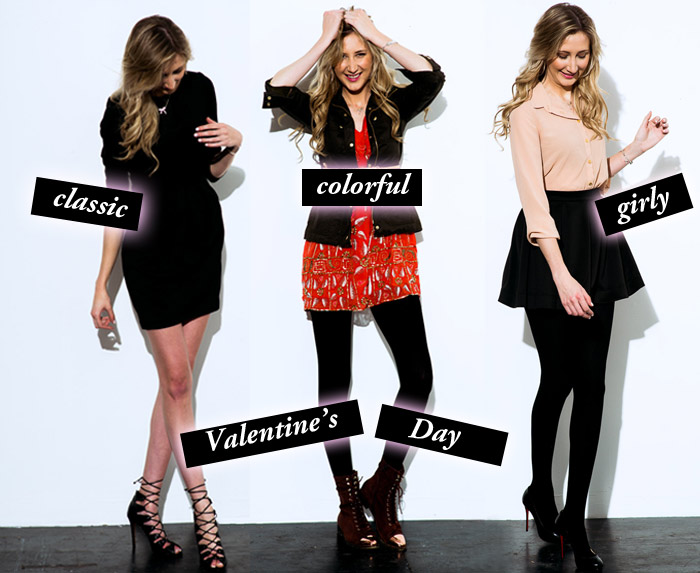Today I Wanted To Do A Post Showing Different Ways You Could Style Yourself  On Valentineu0027s Day  Not To Be Confused With Dressing FOR Valentineu0027s Day  [donu0027t ...