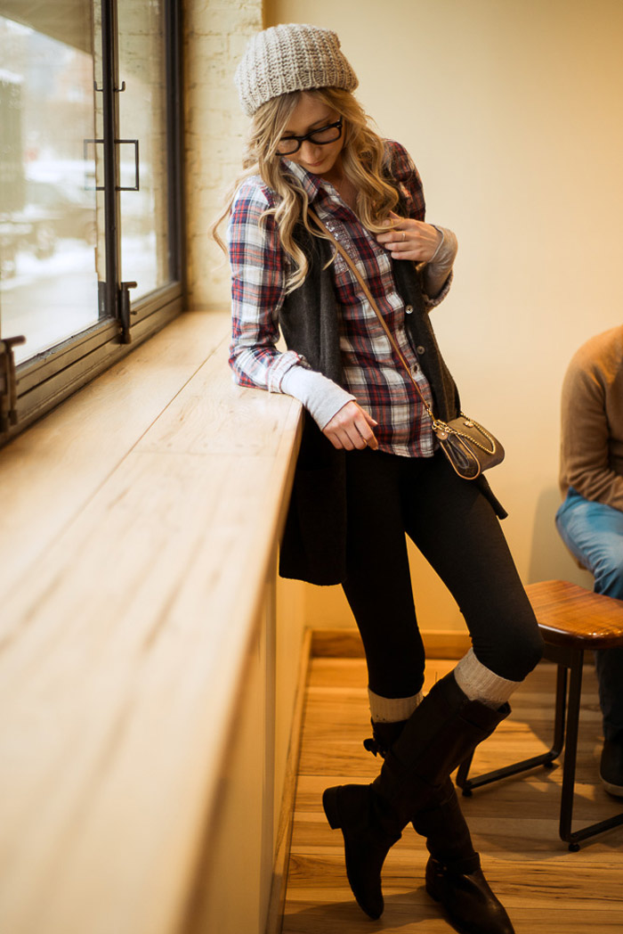 My Style Diary Winter Layers Carly Cristman