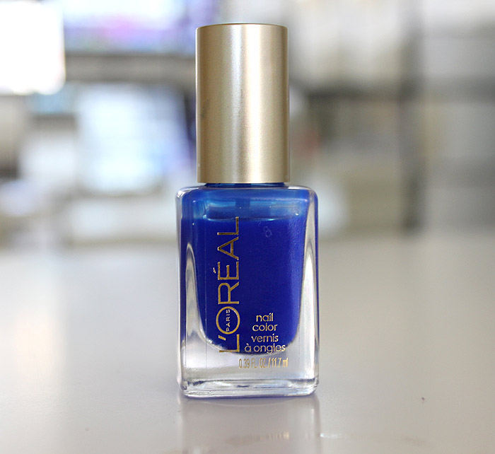 Manicure Monday: L\'Oreal Miss Pixie Gel Polish Review - Carly Cristman