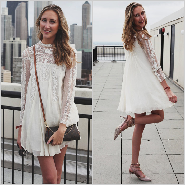 I Personally Love Wearing Whites And Creams All Year Round The Key To Doing It Is In Fabric Shape