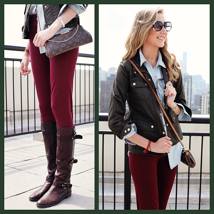 How to Wear Colored Pants For Fall! | Fashion, Style, Lifestyle ...