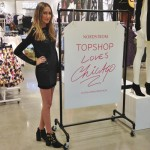 Fall Style with Topshop x Nordstrom Grand Opening