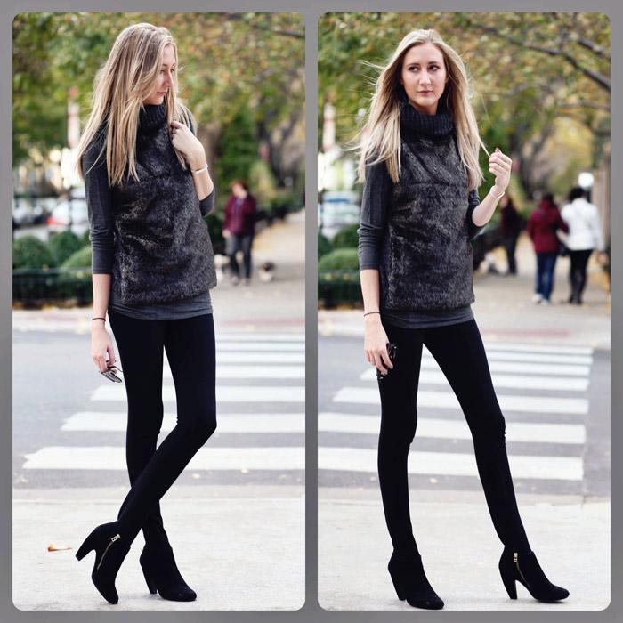 How To Wear Leggings W...