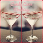 Candy Cane Martini Recipe — Peppermint Martini for Christmas