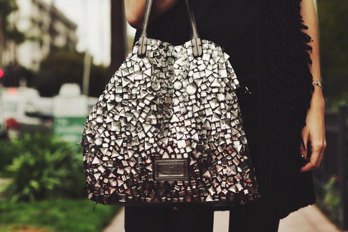 Carly Cristman Valentino Kaleido Bag