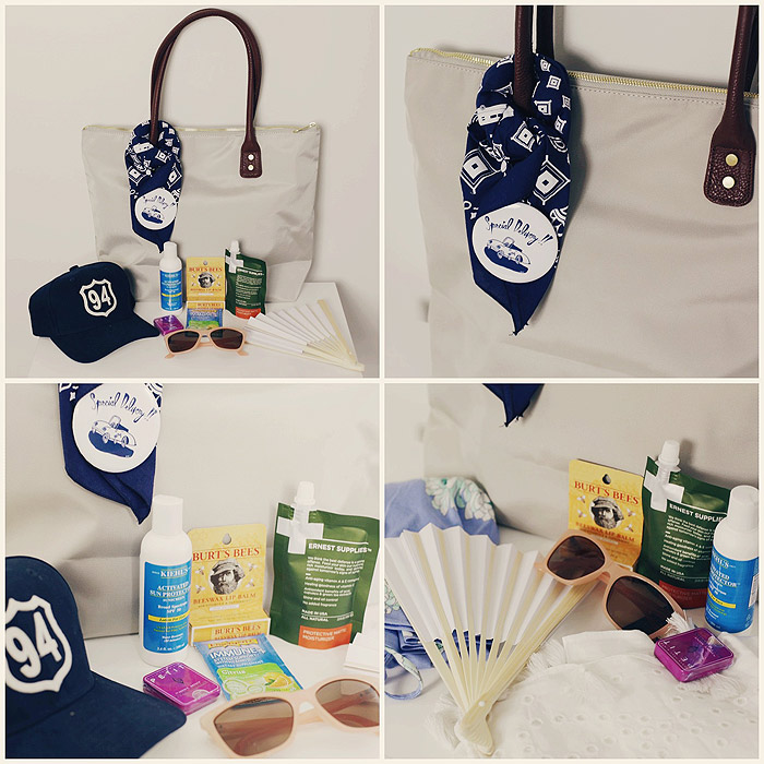Old Navy Oasis Gift Bag