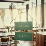 CHICAGO: ANTIQUE TACO