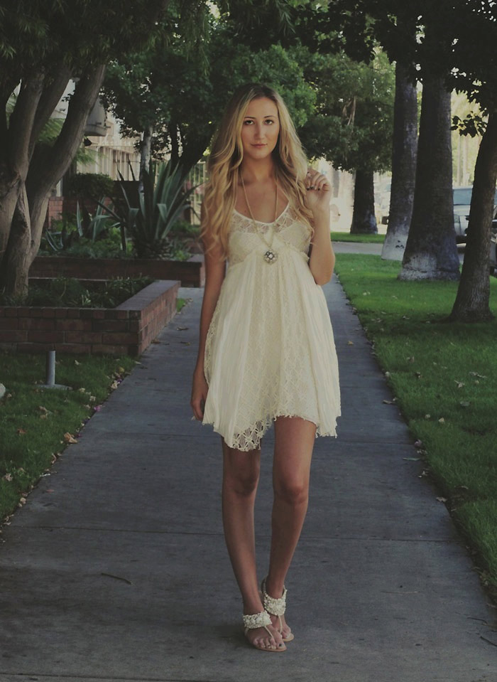 carly cristman tbags los angeles dress